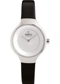 fashion наручные  женские часы Obaku V166LXCIRB. Коллекция Leather