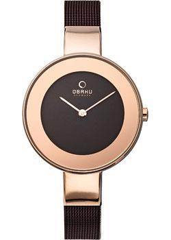 fashion наручные  женские часы Obaku V167LXVNMN. Коллекция Mesh