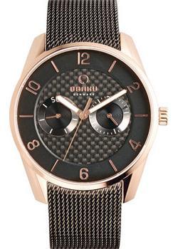 fashion наручные мужские часы Obaku V171GMVBMB. Коллекция Mesh