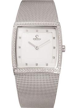 fashion наручные  женские часы Obaku V172LECIMC. Коллекция Mesh