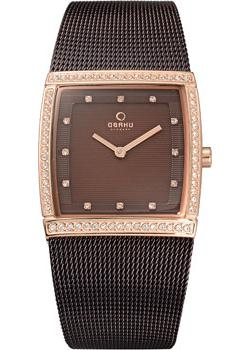 fashion наручные  женские часы Obaku V172LEVNMN. Коллекция Mesh