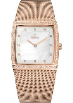 fashion наручные  женские часы Obaku V172LEVWMV. Коллекция Mesh