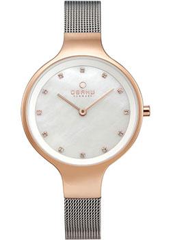 fashion наручные  женские часы Obaku V173LXVWMC. Коллекция Mesh