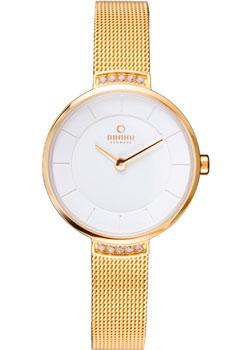 fashion наручные  женские часы Obaku V177LEGIMG. Коллекция Mesh