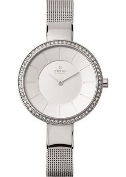 fashion наручные  женские часы Obaku V179LECIMC. Коллекция mesh.