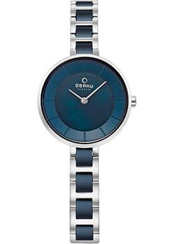fashion наручные  женские часы Obaku V183LXCLSA. Коллекция Links