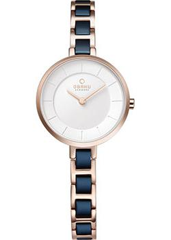 fashion наручные  женские часы Obaku V183LXVISL. Коллекция Links