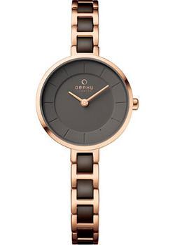 fashion наручные  женские часы Obaku V183LXVNSV. Коллекция Link