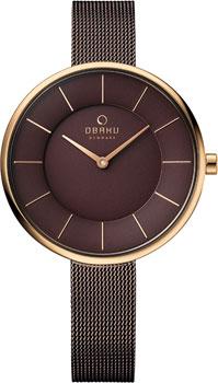 fashion наручные  женские часы Obaku V185LXVNMN. Коллекция Mesh