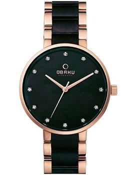 fashion наручные  женские часы Obaku V189LXVJSJ. Коллекция Links