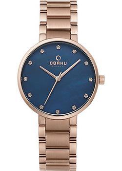 fashion наручные  женские часы Obaku V189LXVLSV. Коллекция Links