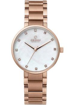 fashion наручные  женские часы Obaku V189LXVWSV. Коллекция Links