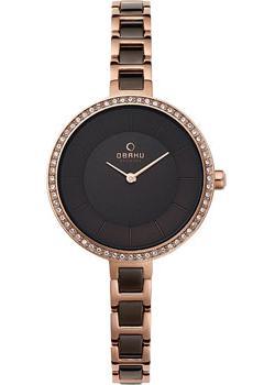 fashion наручные  женские часы Obaku V191LEVNSV. Коллекция Links