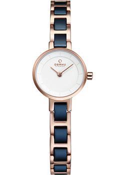 fashion наручные  женские часы Obaku V198LXVISL. Коллекция Links