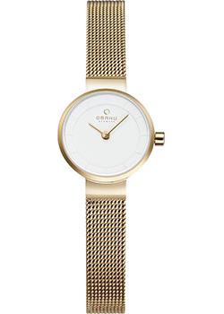 fashion наручные  женские часы Obaku V199LXGIMG. Коллекция Mesh