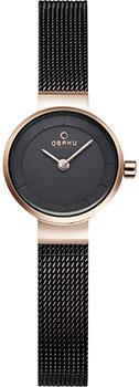 fashion наручные  женские часы Obaku V199LXVNMN. Коллекция Mesh
