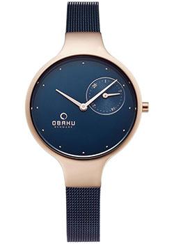 fashion наручные  женские часы Obaku V201LDVLML. Коллекция Mesh.