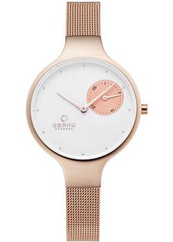 fashion наручные  женские часы Obaku V201LDVWMV. Коллекция Mesh.