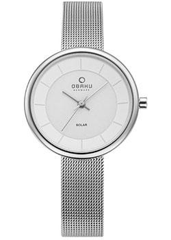 fashion наручные  женские часы Obaku V206LRCWMC. Коллекция Mesh