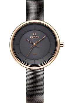 fashion наручные  женские часы Obaku V206LRVJMJ. Коллекция Mesh.