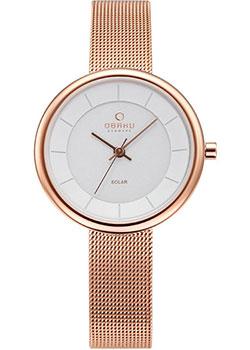 fashion наручные  женские часы Obaku V206LRVWMV. Коллекция mesh.