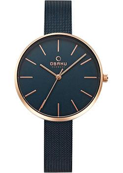 fashion наручные  женские часы Obaku V211LXVLML. Коллекция Mesh
