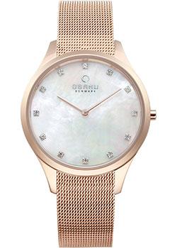 fashion наручные  женские часы Obaku V217LXVWMV. Коллекция Mesh
