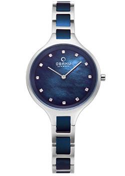 fashion наручные  женские часы Obaku V218LXCLSL. Коллекция Links.