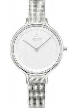 fashion наручные  женские часы Obaku V228LXCIMC. Коллекция Mesh.