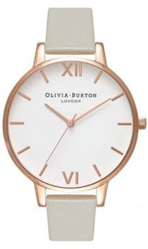 Fashion наручные женские часы Olivia Burton OB15BDW02. Коллекция White Dial фото