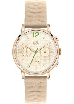 fashion наручные  женские часы Orla Kiely OK2000. Коллекция Frankie