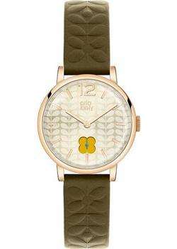 fashion наручные  женские часы Orla Kiely OK2006. Коллекция Frankie