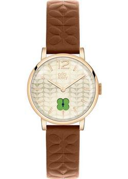 fashion наручные  женские часы Orla Kiely OK2008. Коллекция Frankie