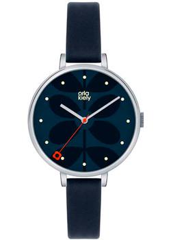 fashion наручные  женские часы Orla Kiely OK2011. Коллекция Ivy