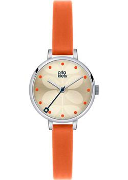 fashion наручные  женские часы Orla Kiely OK2013. Коллекция Ivy