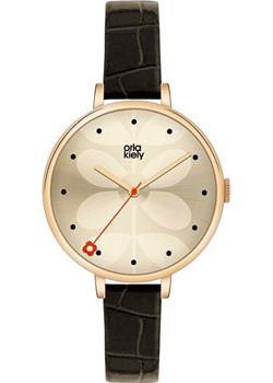 fashion наручные  женские часы Orla Kiely OK2032. Коллекция Ivy