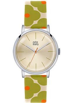 fashion наручные  женские часы Orla Kiely OK2035. Коллекция Patricia