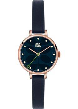 fashion наручные  женские часы Orla Kiely OK2036. Коллекция Ivy