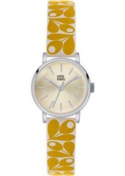 fashion наручные  женские часы Orla Kiely OK2037. Коллекция Patricia