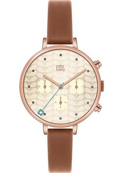 fashion наручные  женские часы Orla Kiely OK2040. Коллекция Ivy