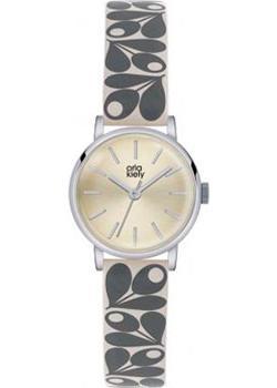 fashion наручные  женские часы Orla Kiely OK2043. Коллекция Patricia