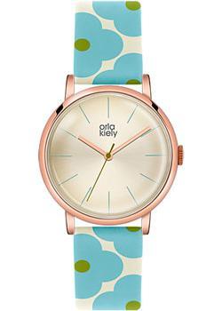 fashion наручные  женские часы Orla Kiely OK2072. Коллекция Patricia