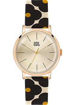 fashion наручные  женские часы Orla Kiely OK2074. Коллекция Patricia