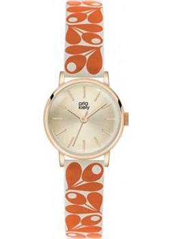 fashion наручные  женские часы Orla Kiely OK2078. Коллекция Patricia