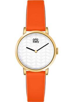 fashion наручные  женские часы Orla Kiely OK2114. Коллекция Luna