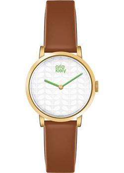 fashion наручные  женские часы Orla Kiely OK2118. Коллекция Luna