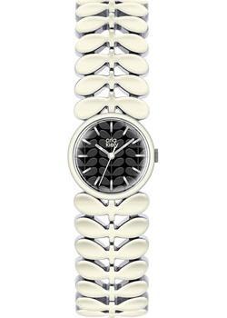 fashion наручные  женские часы Orla Kiely OK4028. Коллекция Laurel