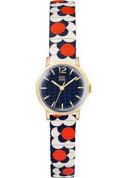 fashion наручные  женские часы Orla Kiely OK4040. Коллекция Flower pop