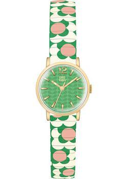 fashion наручные  женские часы Orla Kiely OK4042. Коллекция Flower pop