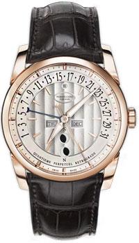 Parmigiani Швейцарские наручные  мужские часы Parmigiani PFH227-1002600-HA1241